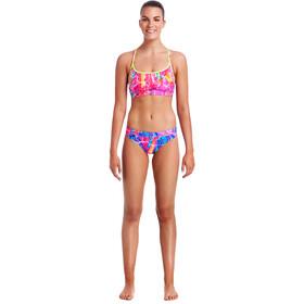 Funkita Sports Dół bikini Kobiety, kaleidocolour